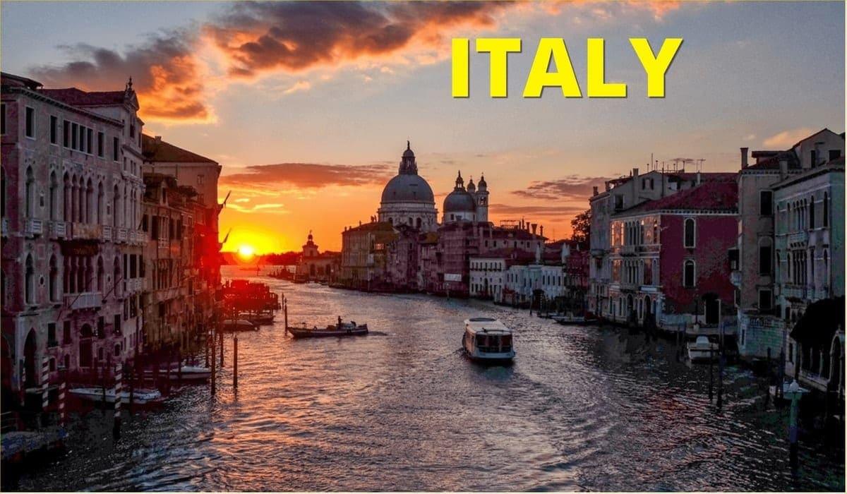 Работа для девушек в Италии