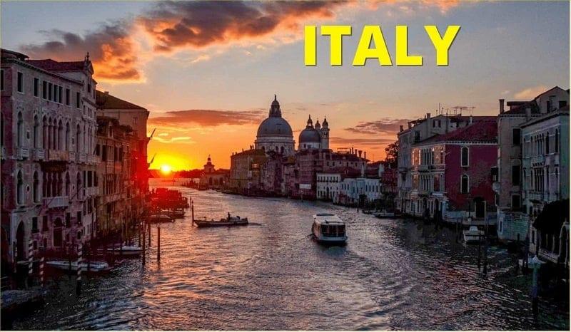 Эскорт в ,Италии